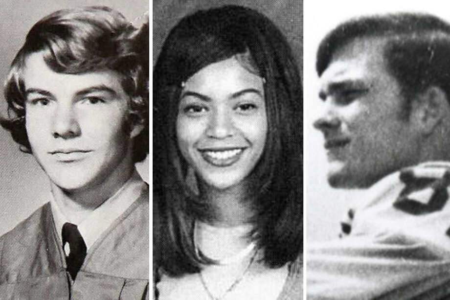>>> PHOTOS: Before they became household names, some of the biggest names in sports and entertainment posed for yearbook photos at Houston high schools ... Photo: Courtesy