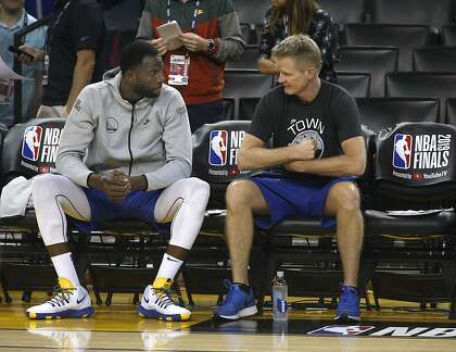 Warriors' Steve Kerr finds solace in 'huge' move to sign Green to extension