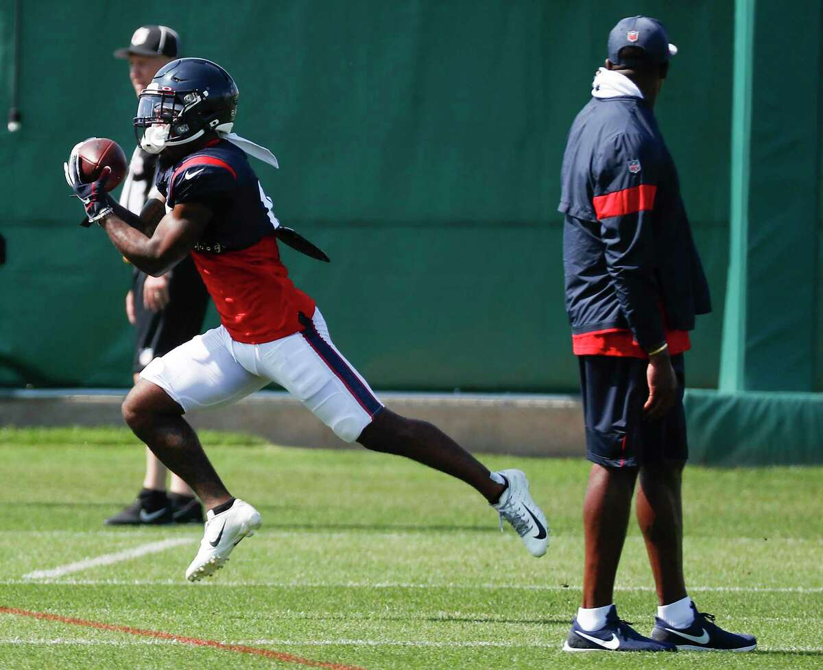 PHOTOS: Players from Houston who made 2019 NFL rosters  Houston Texans wide receiver Keke Coutee makes a catch during a joint training camp practice with the Green Bay Packers on Tuesday, Aug. 6, 2019, in Green Bay, Wis. >>>Here's a look at all the players from Houston area high schools who made an NFL roster for the 2019 season ...