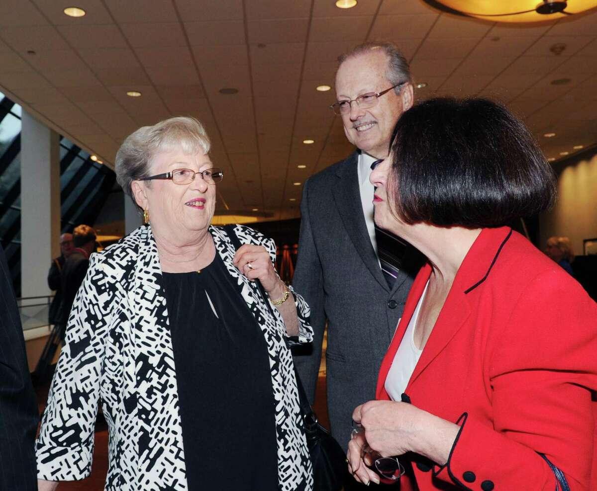 Bridgeport GOP Registrar of Voters, Linda Grace in 2017.