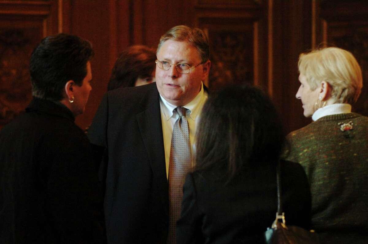 Christopher Caruso in 2007.