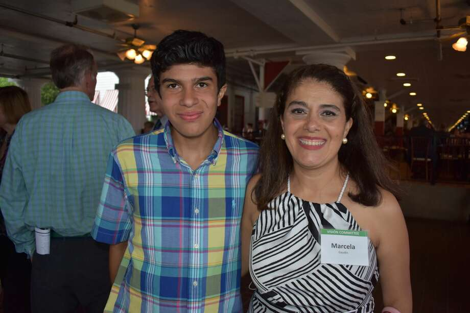 Were you Seen at Estamos Aqui, a fundraiser for the Saratoga County Economic Opportunity Council's Latino Community Advocacy Program, at Saratoga Race Course on Aug. 6, 2019? Photo: Leigh Hornbeck/Times Union