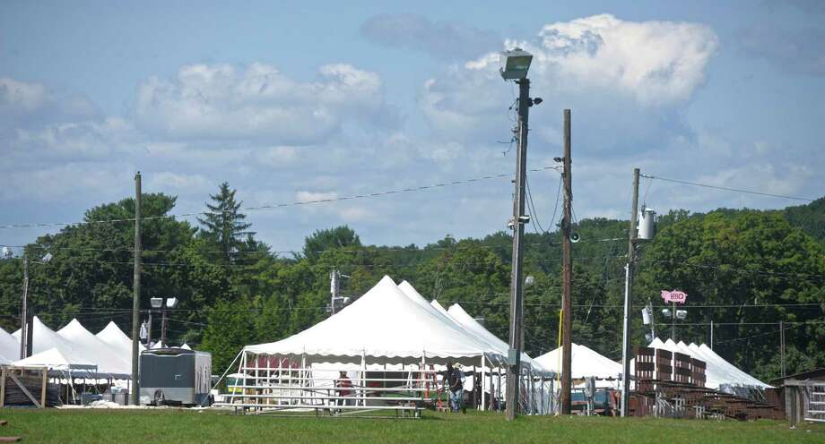 The Bridgewater Country Fair will open next Friday. Photo: H John Voorhees III / Hearst Connecticut Media / The News-Times