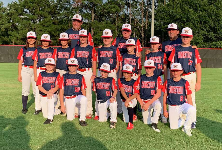 The New Canaan 10-year-old All-Stars at the Cal Ripken World Series in Phenix City, Alabama, on Wednesday, July 31, 2019. Photo: Leah Kittredge / Contributed / Hearst Connecticut Media
