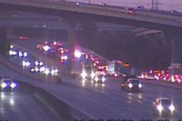 Major crash at I-10 and Beltway 8 clears, traffic still moving