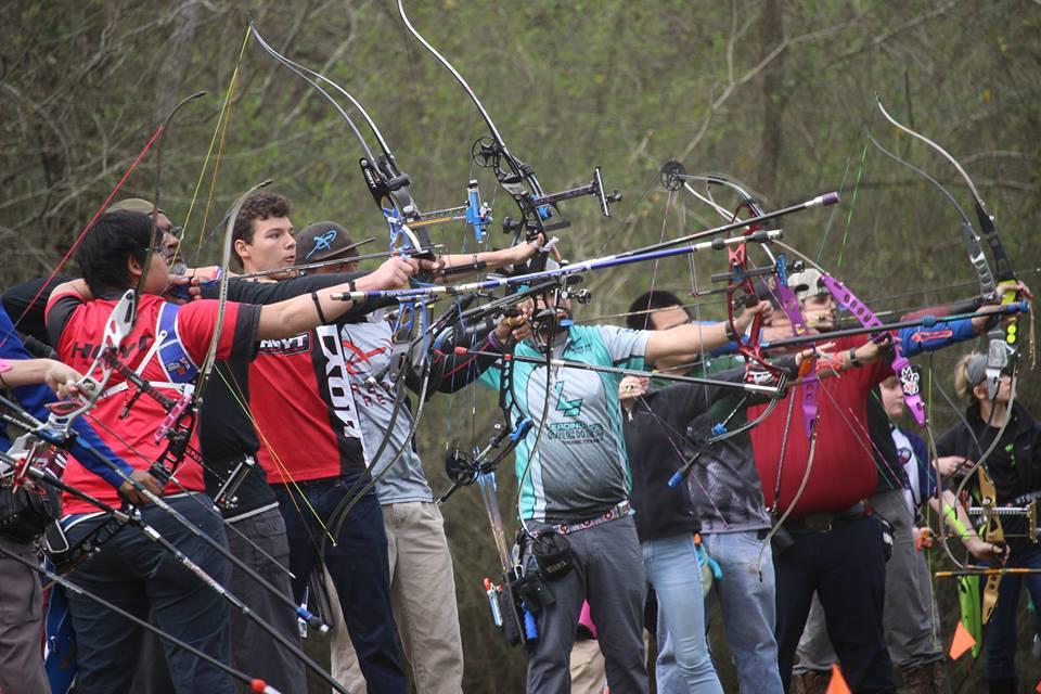 Archery a year-round sport in northwest Houston - Houston