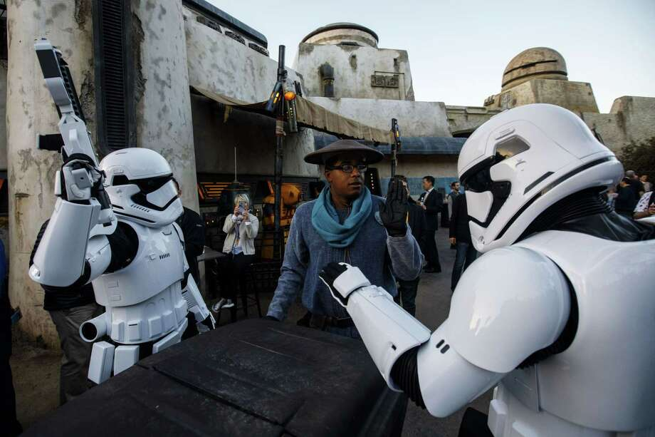 Disney's surprise stumble at Star Wars Land hammers results