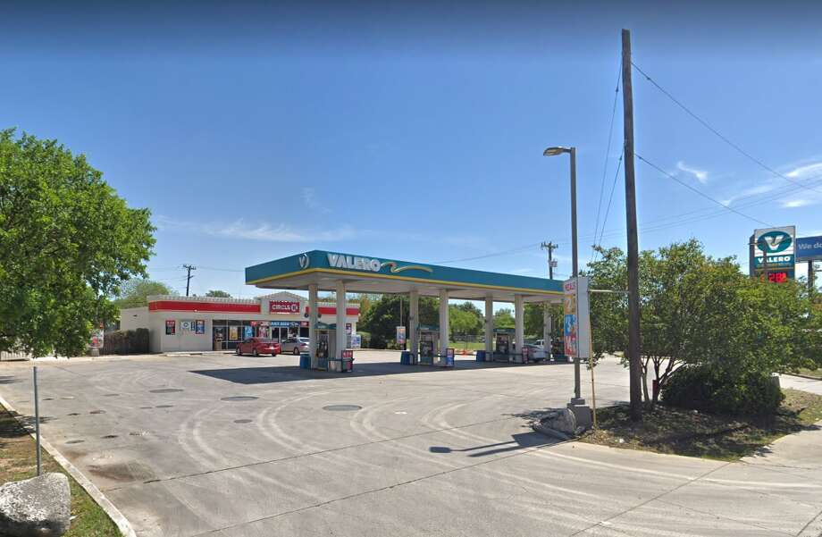 Where SAPD found 12 credit card skimmers in July 2019.   Valero 