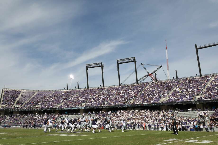 Texas Christian University Stadium: Amon G. Carter 