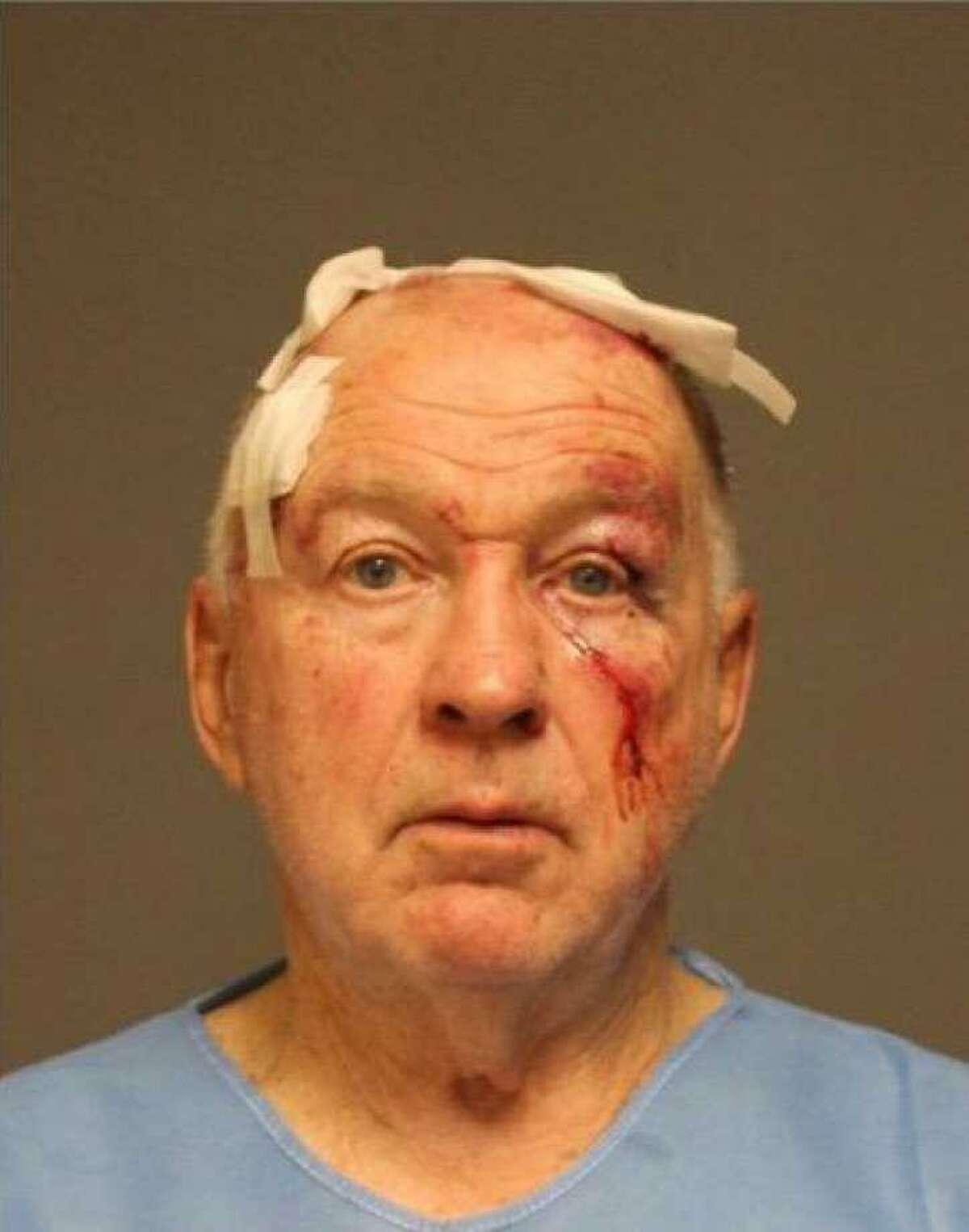 FEB. 3, 2019 9:30 P.M. - James Taylor allegedly shoots ex-wife Catherine Taylor Police said Catherine Taylor's son, Donald Garamella, ran into his living room and found James Taylor, 75, holding a .22 caliber rifle and standing over 70-year-old Catherine Taylor, who was bleeding from the head and motionless. Police said Taylor then tried loading another round into the rifle and leveling it at Garamella. But Garamella tackled him and struck Taylor several times in self-defense while calling 911, police said.