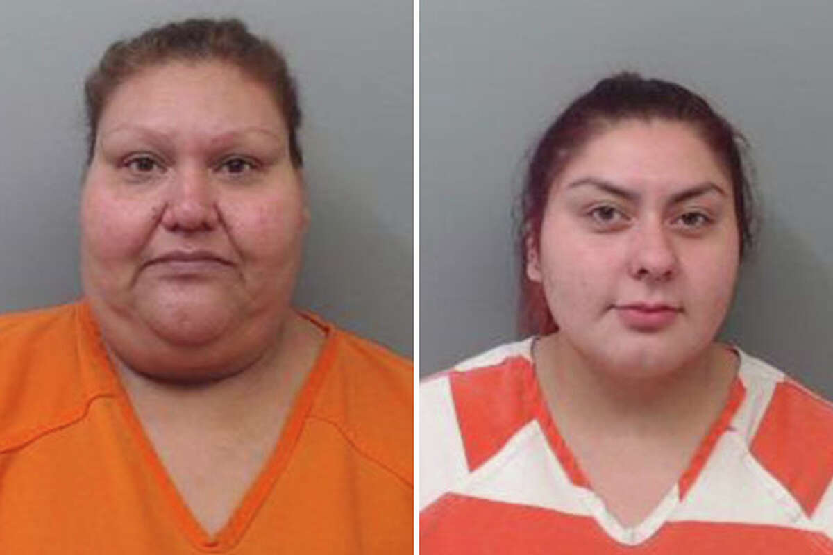 Maria Aguero, 44, and Krystal Lizette Fernandez, 17, were arrested on Monday and charged with assault.