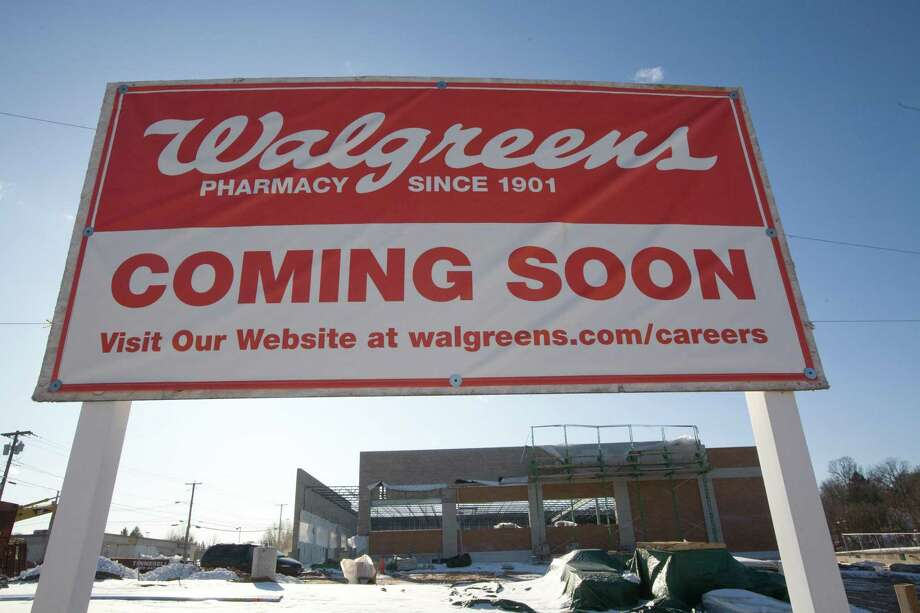 Walgreens got a tax break for its $175 million distribution center in Windsor. Photo: Steven Laschever / Contributed Photo / Contributed