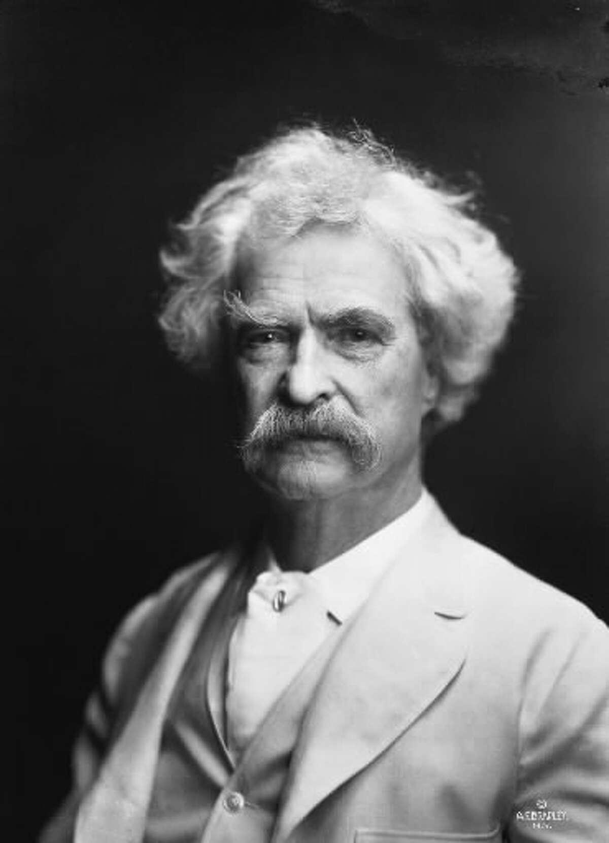 Mark Twain (Gannett News Service/PBS)