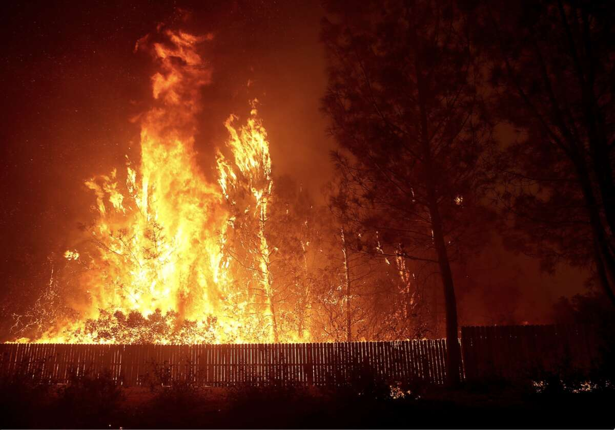 2018 California Camp Fire The Camp Fire of 2018 was catastrophic even by the standards of California summer wildfires, an annual ordeal of destruction natural to the state's ecosystems. What is not natural, however, is that California's burn area has increased fivefold since 1972, a phenomenon that can