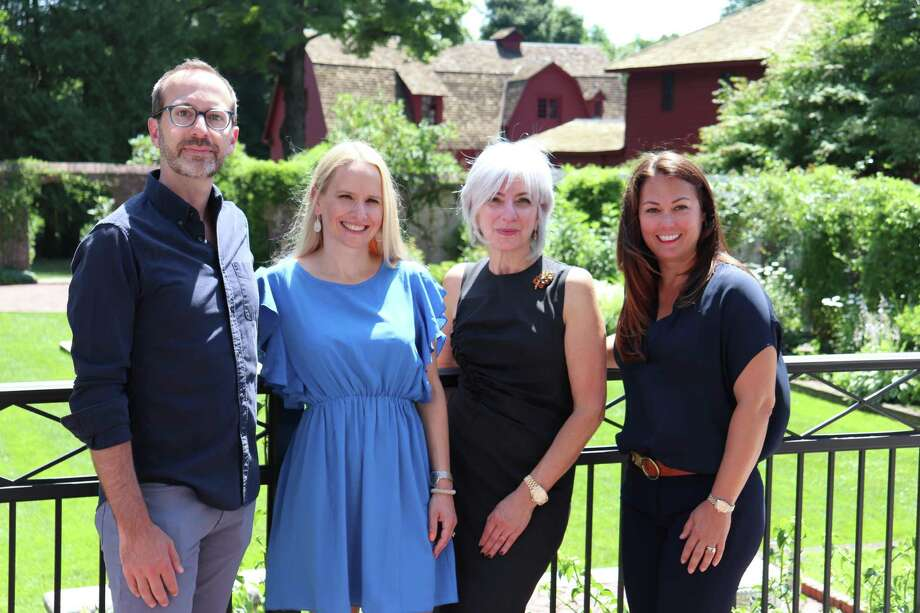 Josh Fischer, Jenn Hansen, Lisa Terry, and Christine Boris. Photo: Contributed Photo.