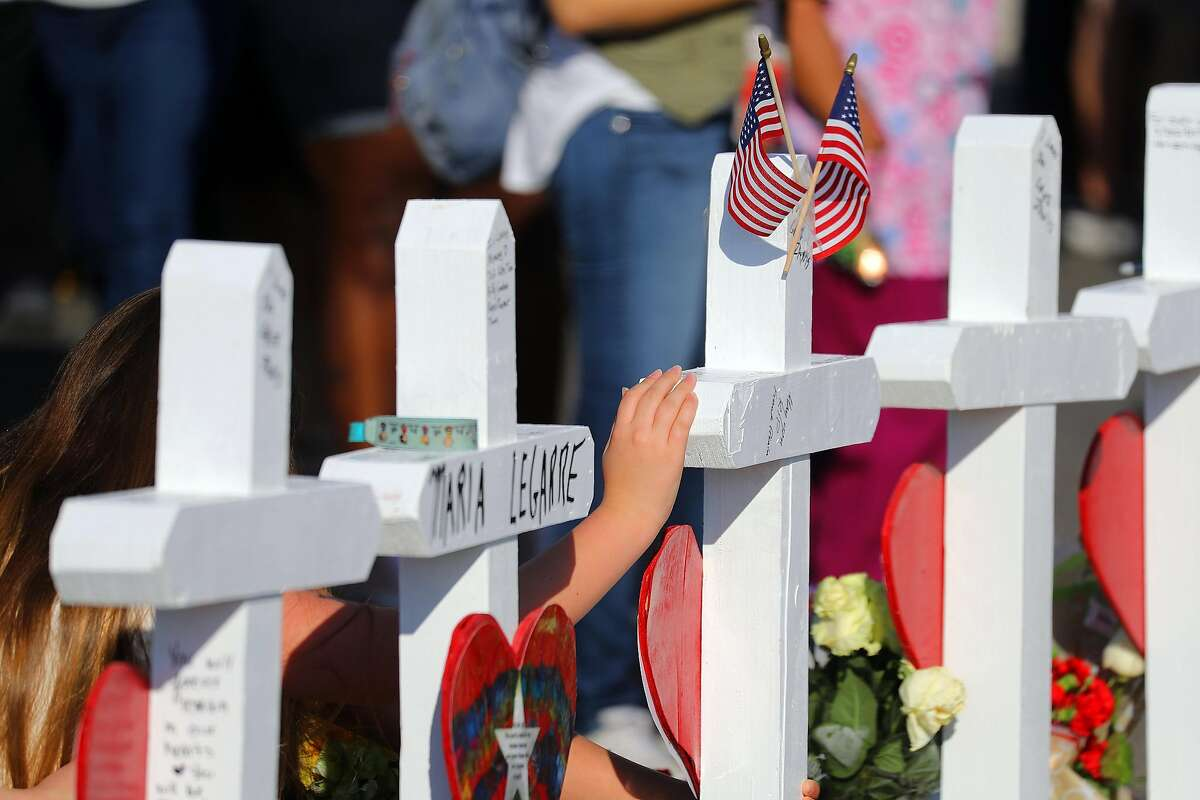 >> Click through to see the long history of mass shootings in Texas.