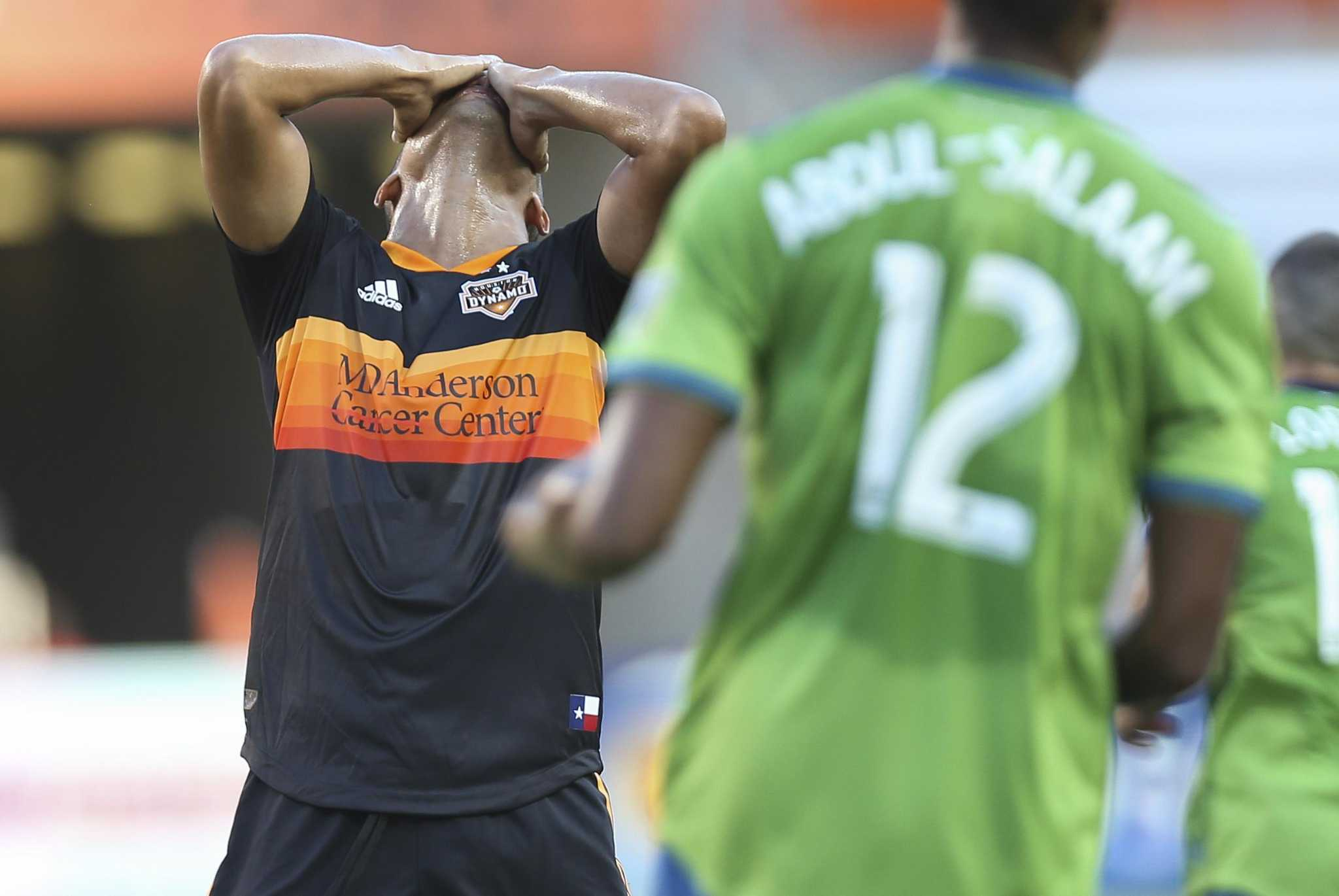 Dynamo's struggles on offense mark recent slump