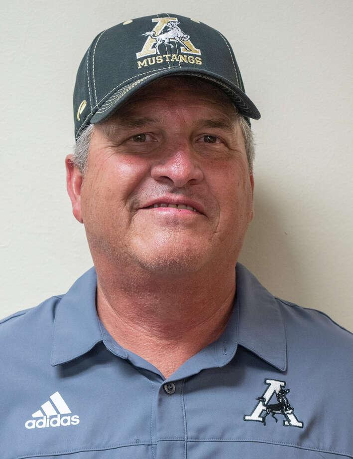 Coach Ralph Mason 08/06/19 Tim Fischer/Reporter-Telegram Photo: Tim Fischer/Midland Reporter-Telegram / Midland Reporter-Telegram