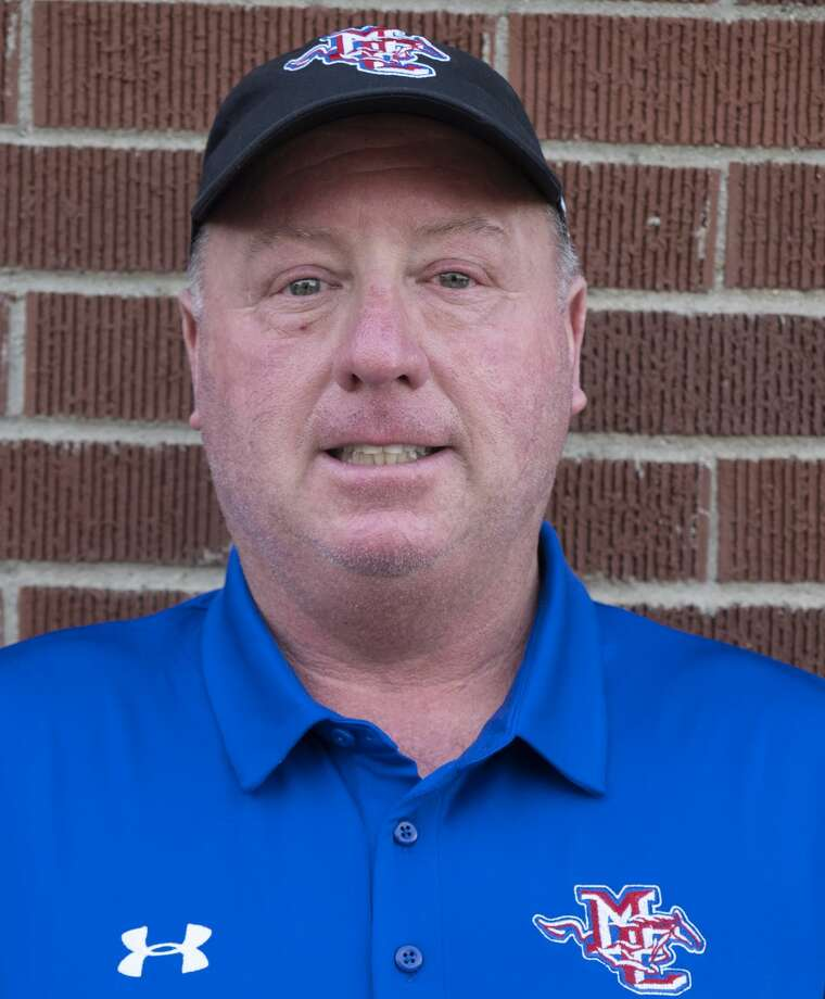 Coach Greg McClendon 08/06/19 Tim Fischer/Reporter-Telegram Photo: Tim Fischer/Midland Reporter-Telegram