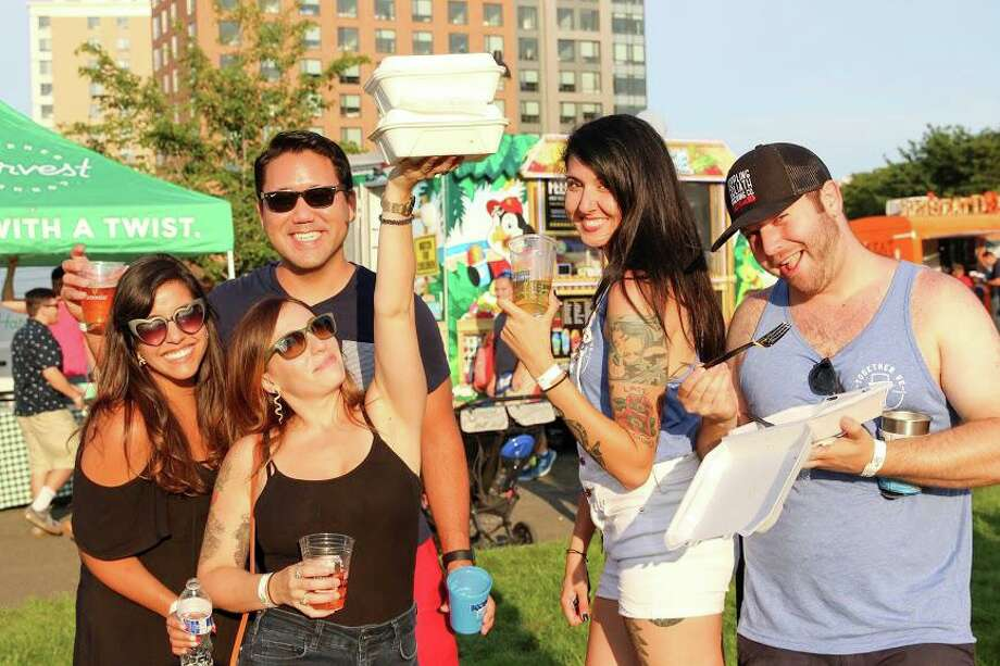 The third annual Hey Stamford! Food Festival takes place at Mill River Park in Stamford on Aug. 24 and 25. Photo: PJ Kennedy / Contributed Photo