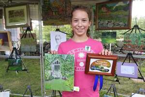 This year's Art in the Park Festival takes place at Weir Farm on the Ridgefield/Wilton border on Aug. 25.