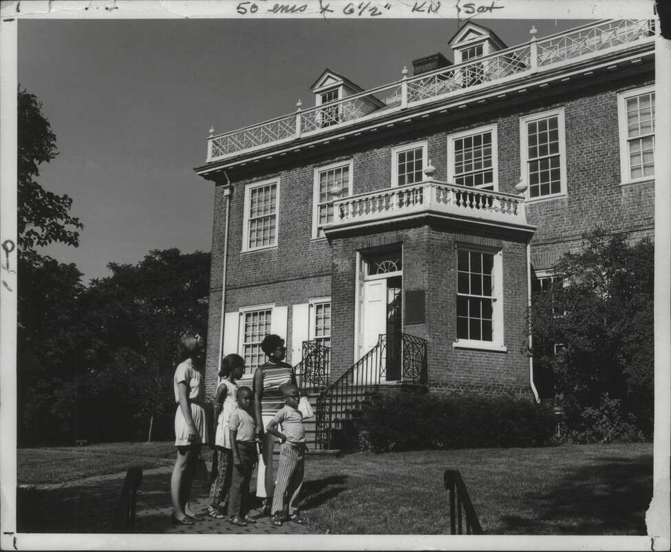 Click through the slideshow to see photos of Schuyler Mansion from the Times Union archives. Schuyler Mansion, built in 1762, is a National Historic Landmark open to visitors in Albany, New York State's capital. In this large Georgian brick home, General Philip Schuyler entertained the important social and political leaders of the time, and hear, in 1780, Schuyler's daughter, Elizabeth, married Alexander Hamilton. February 24, 1975 (Times Union Archive)