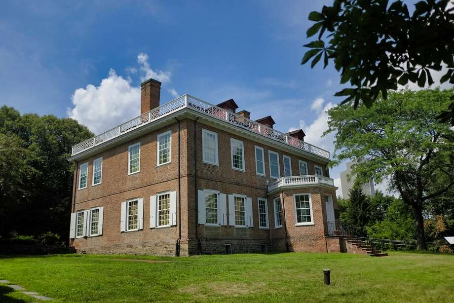 A view of the Schuyler Mansion on Monday, July 29, 2019, in Albany, N.Y.   (Paul Buckowski/Times Union) Photo: Paul Buckowski, Times Union / (Paul Buckowski/Times Union)