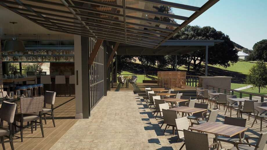 "The resort, located just outside Boerne, is coming back ""Tapatio Strong"" from the November 2017 fire which left the complex's clubhouse in complete ruin. Starting Oct. 1, guests can get away to the property, situated on 220 acres of Texas Hill Country, that's promising to be ""bigger and better than ever."" Photo: Courtesy, Tapatio Springs Hill Country Resort"