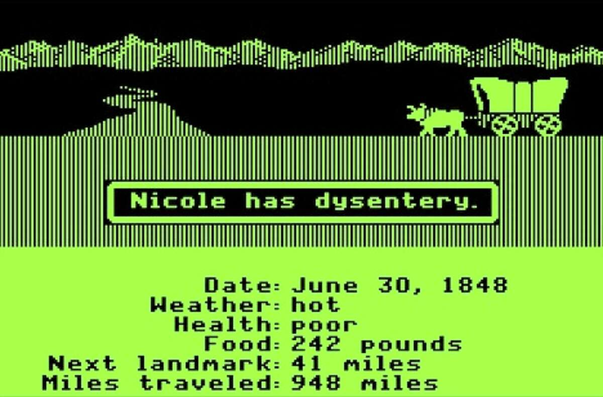 Most people died of dysentery in the