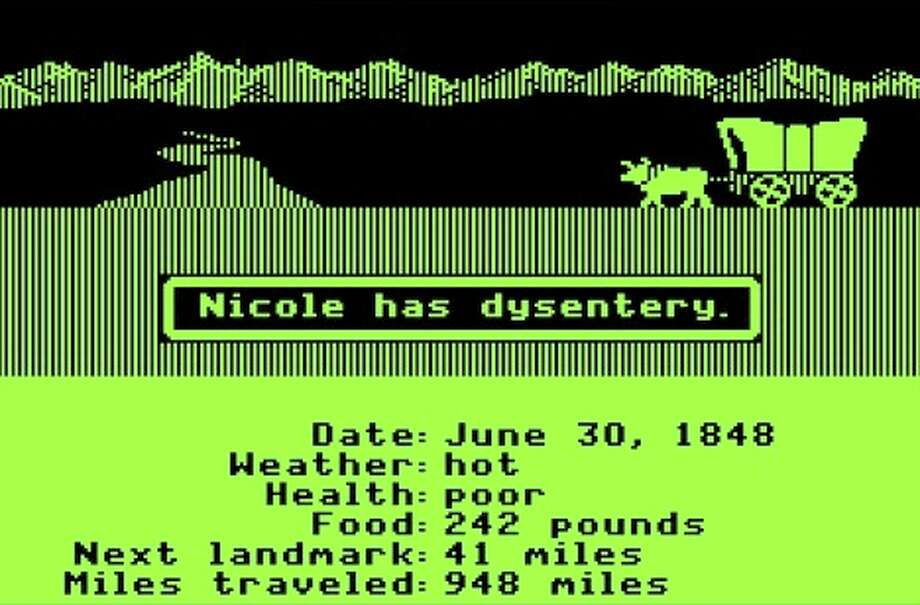 Everything you thought you learned playing 'Oregon Trail' is