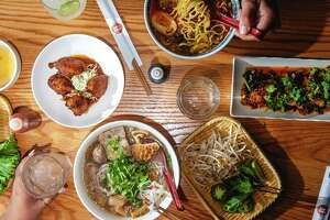 Mama Chows serves Asian hawker fare in Southport.