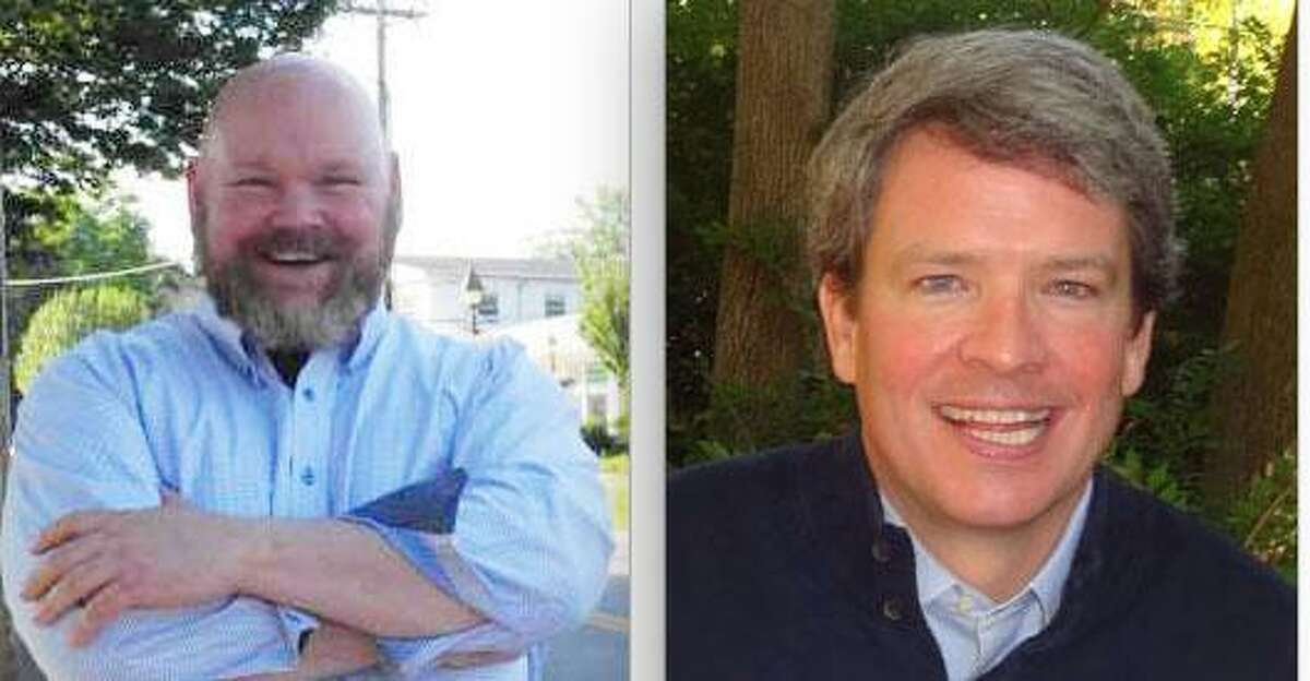 Petitions for Michael Richard Powers and David K. Clune have been approved for the election in Wilton in November.