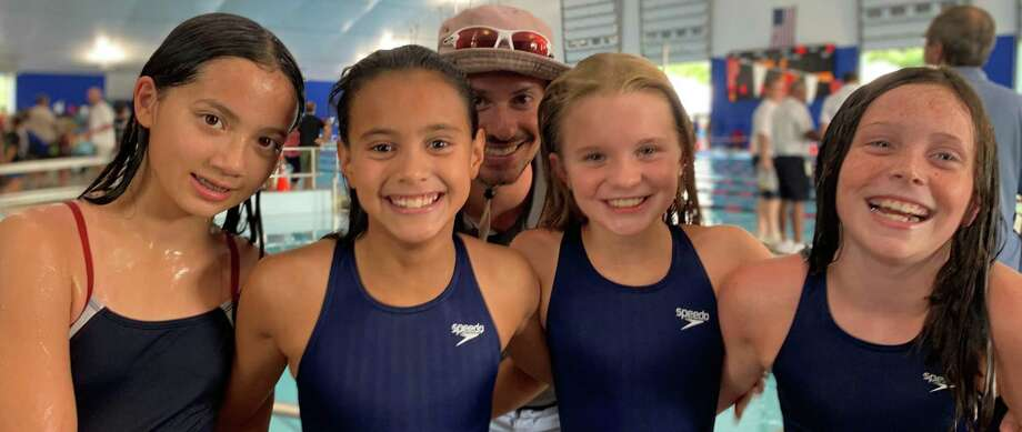 Westport Weston Family YMCA Water Rats Excel in long course swim season Photo: Contributed Photo