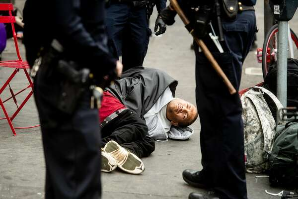The Scanner: Crackdown in SF's Tenderloin leads to scores of