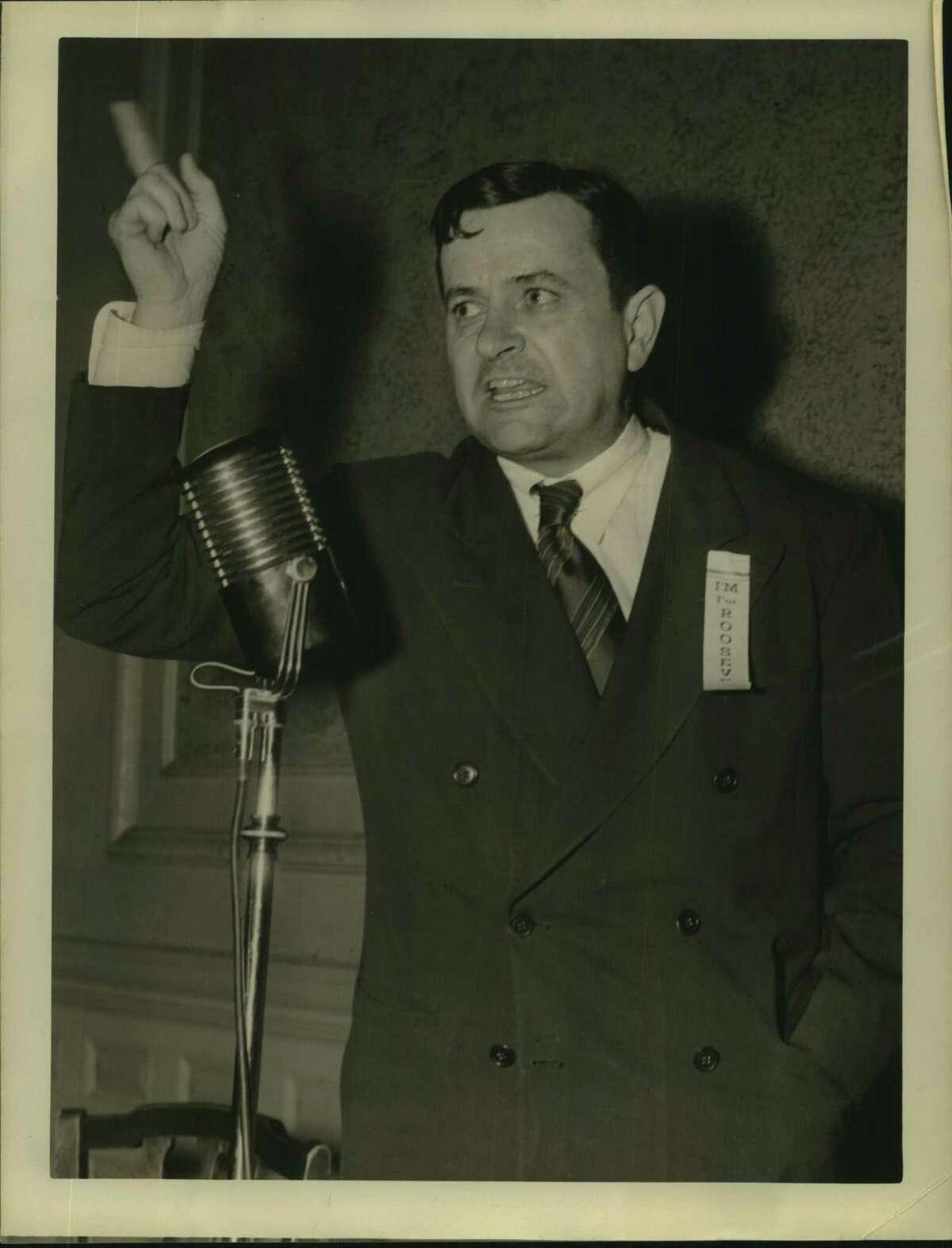 Texas Gov. James V. Allred