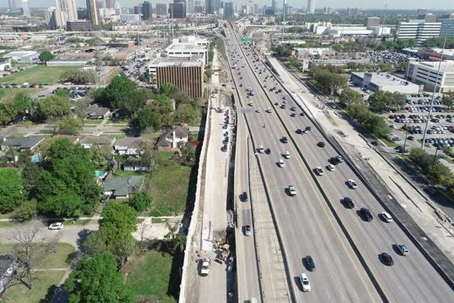 The Texas Department of Transportation is scheduled to close down southbound lanes of I-69 from Weslayan to Chimney Rock beginning at 9 p.m. Friday, Aug. 9, 2019.