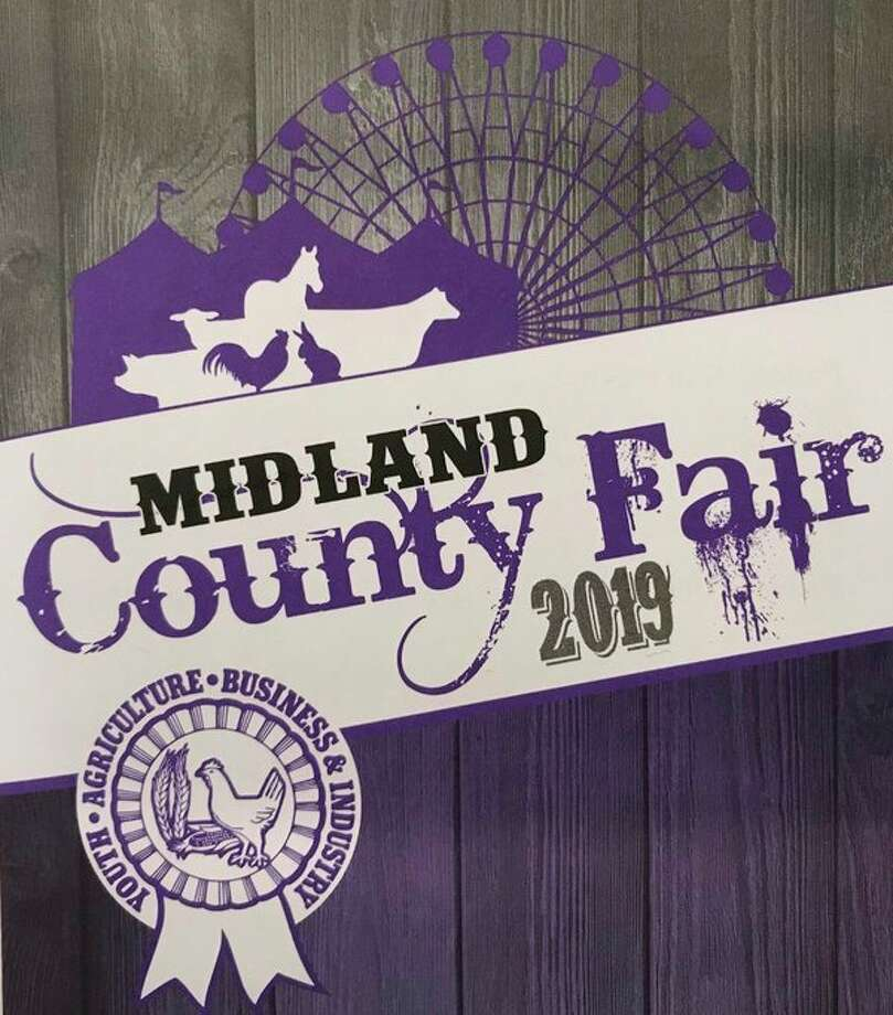 Midland County Fairis scheduled for Aug. 11-17 at the Midland County Fairgrounds.