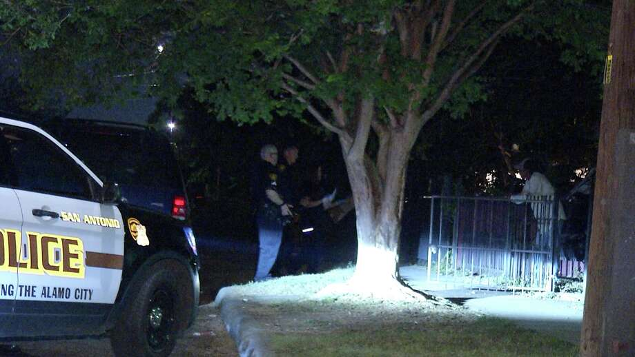 A man in his 20s was taken to a local hospital after he was shot in the foot overnight in the city's West Side, according to San Antonio police. Photo: Ken Branca