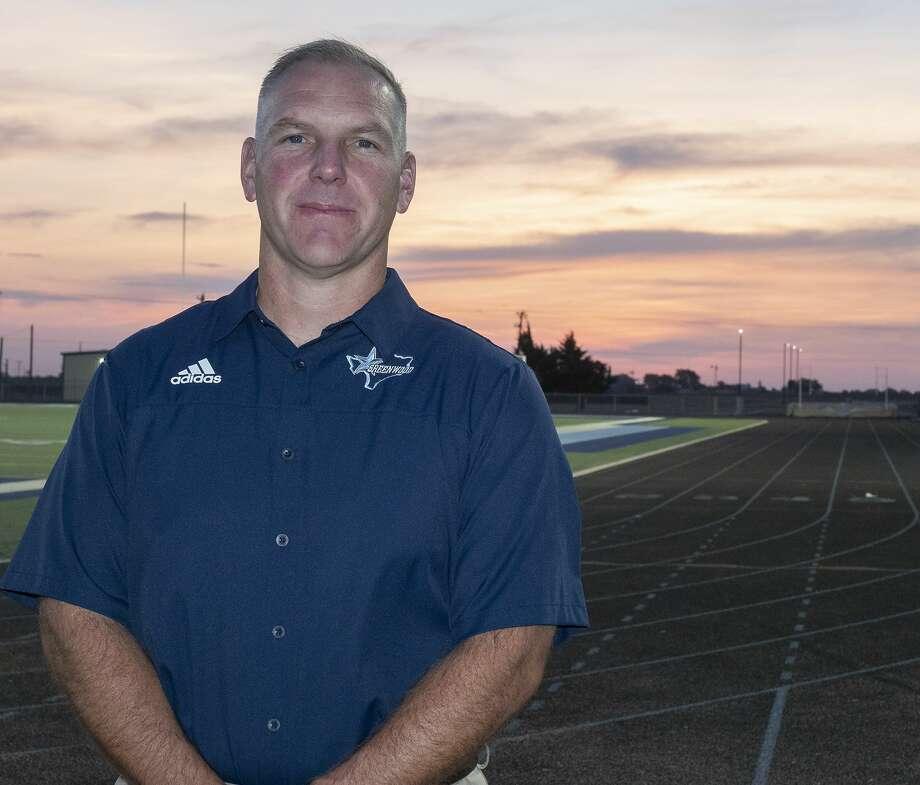 Greenwood head coach Rusty Purser. 08/08/19 Tim Fischer/Reporter-Telegram Photo: Tim Fischer/Midland Reporter-Telegram