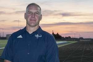Greenwood head coach Rusty Purser. 08/08/19 Tim Fischer/Reporter-Telegram