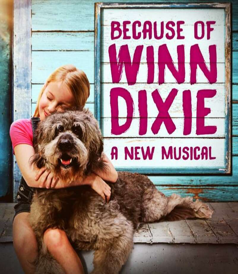 Goodspeed Musicals will be letting Winn Dixie out of the dog house until Sept. 5 in East Haddam. Photo: Diana Soboleski Photo