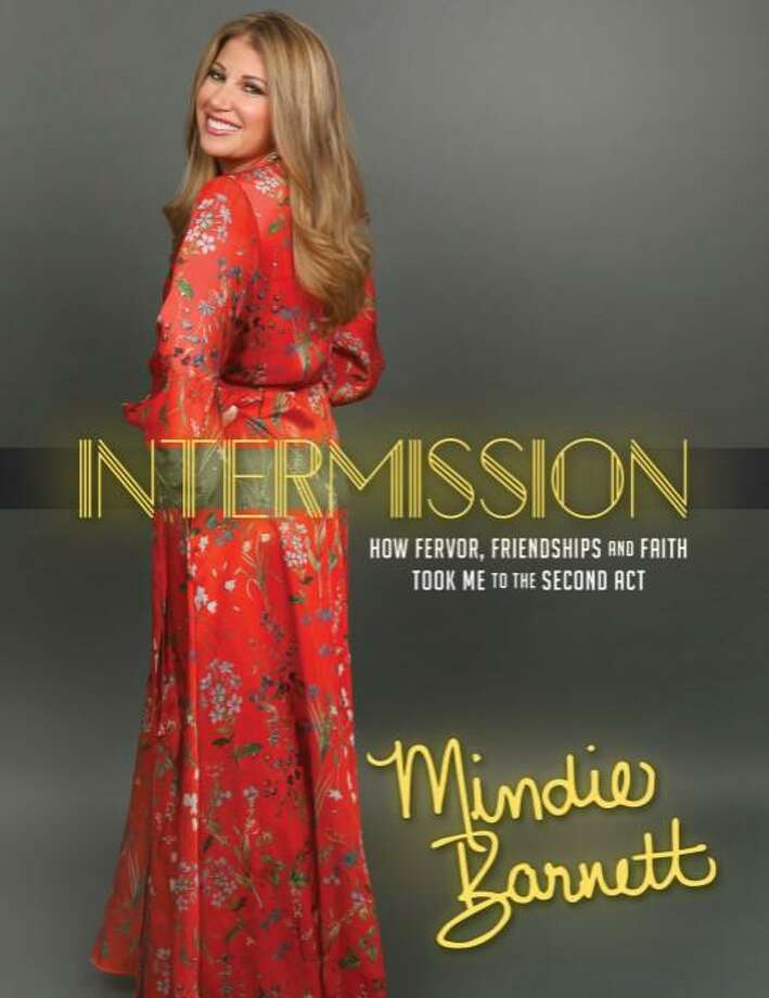 "Author and parenting expert Mindie Barnett will share her self-help memoir ""Intermission: How Fervor, Friendships and Faith Took Me to The Second Act"" Aug. 25 at the Wesleyan RJ Julia Bookstore on Main Street in Middletown. Photo: Contributed Photo"