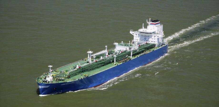 Dorian LPG, a Stamford-based liquefied petroleum gas transporter, saw its quarterly revenues more than double in the second quarter of 2019. Photo: Troy Fields / ©Troy Fields