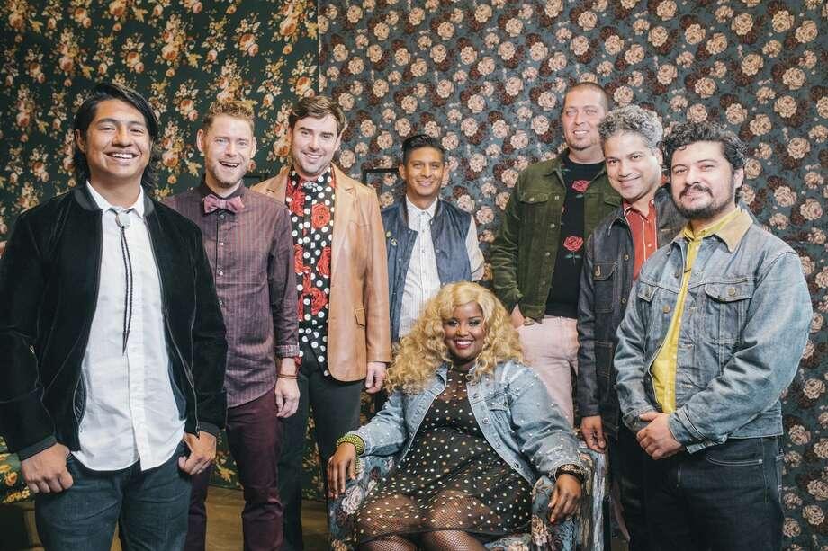 Houston band The Suffers Photo: Stephanie Adams