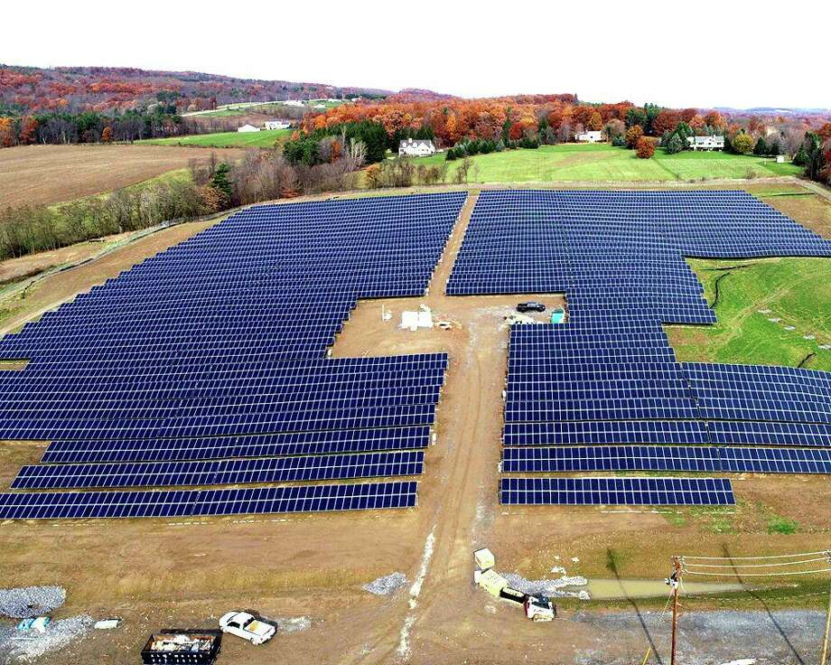 Arcadia operates 13 community solar projects in New York, with about 5,500 subscriber spots. Photo: Arcadia Power / Contributed Photo