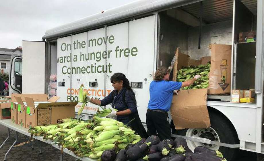 St. Vincent's mobile food pantry will be open Friday afternoon from 3 p.m. to 4 p.m. in the medical center parking lot, 2800 Main St. Photo: St. Vincent's Medical Center