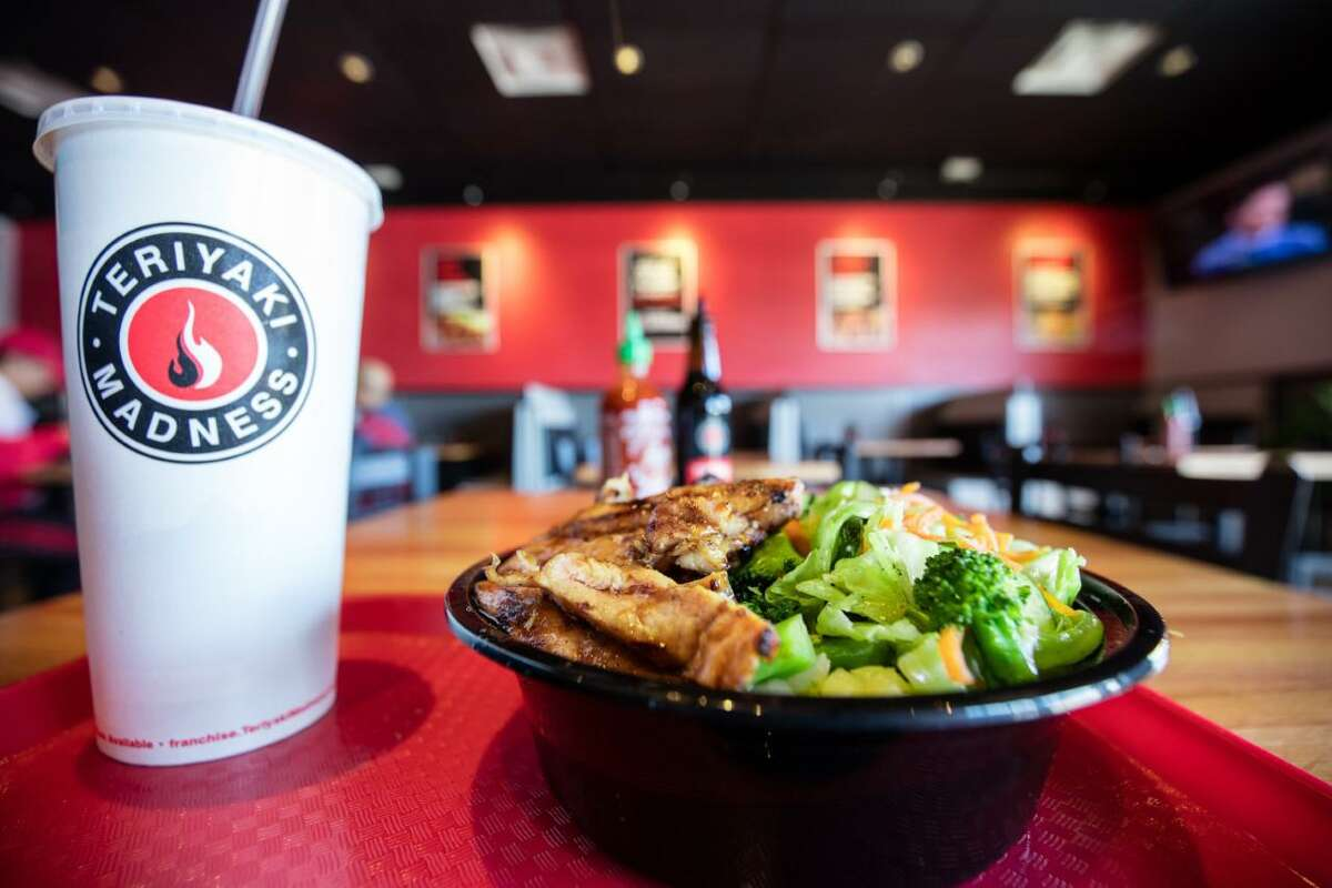 Kevin Jennings is preparing to open his first franchise, Teriyaki Madness, in The Woodlands. It's a fast-casual concept that offers a choice of protein, rice or noodles, vegetables and sauces so restaurant-goers can create a Seattle-style teriyaki bowl.