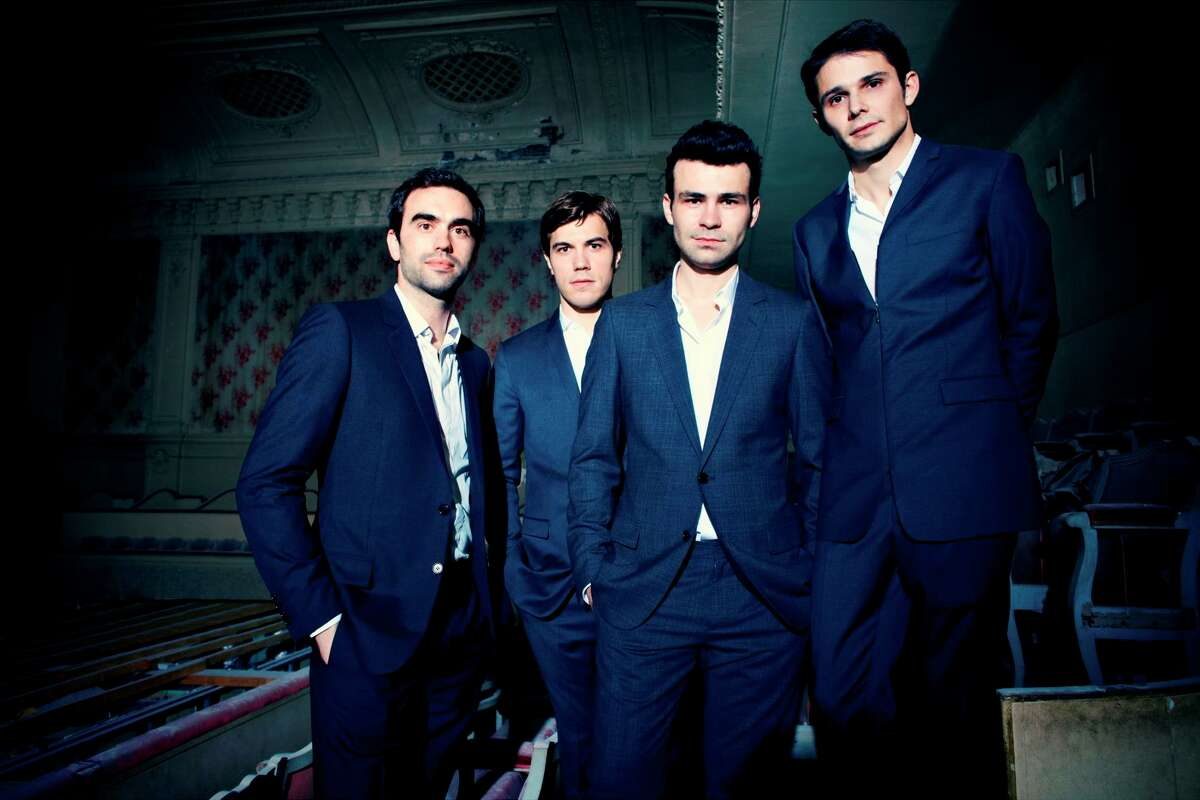 The Modigliani Quartet will perform for Houston Chamber Music, the group formerly known as Houston Friends of Chamber Music.