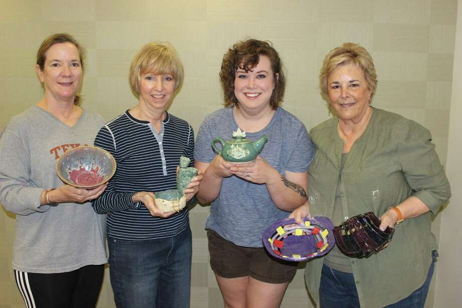 """Find your passion for art and """"Discover Your Creative Side"""" at the J's Adult Fall Art Open House. Photo: Evelyn Rubenstein Jewish Community Center"""