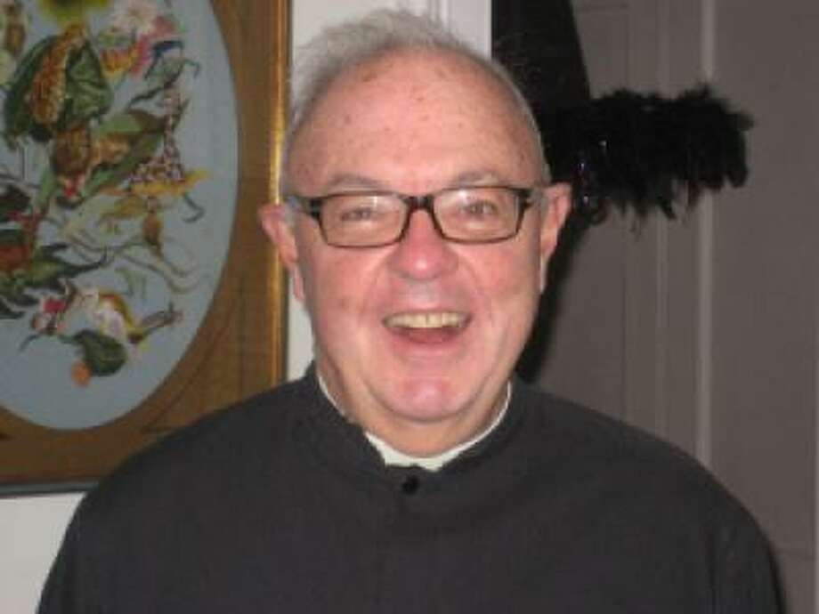 The Rev. Robert F. Tucker is pastor of St. Louis de Montfort Parish, Litchfield Photo: Contributed